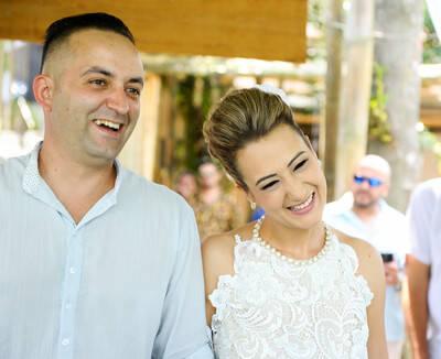Caroline & Vinicius