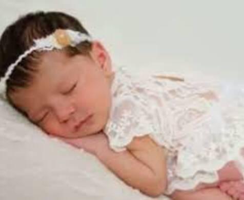 Newborn de Ensaio Newborn Isabella 9 dias