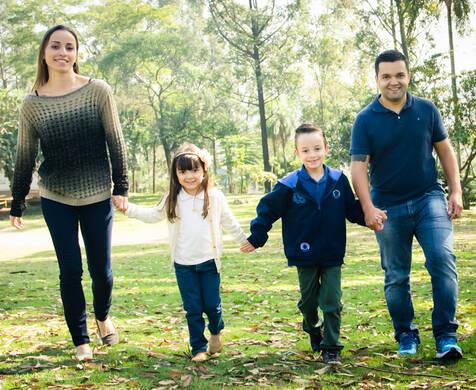 Ensaio Família