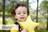 Ensaio infantil ao ar livre de