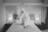 avó arrumando vestido da noiva de Casamento Eduarda e Thiago