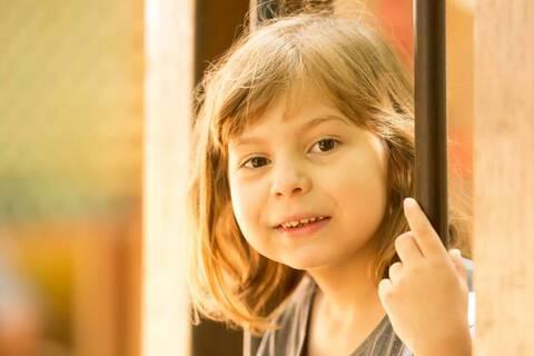 Ensaio Fotográfico Infantil de Bruna