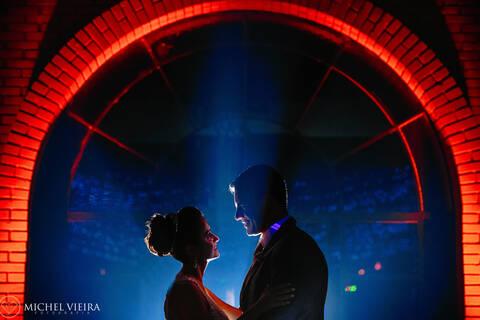 Wedding de Aline e Diego