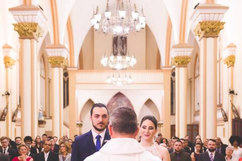 Casamento de Priscila e Gustavo