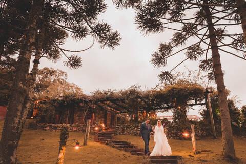 casamento de Amanda e Marcus