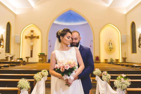 casamento de Nathalie e Paulo Ricardo