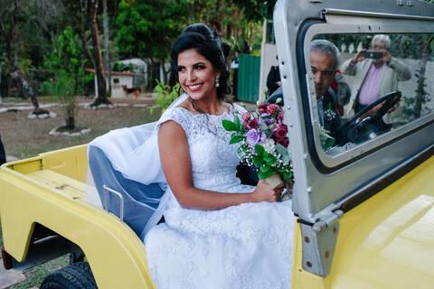 Casamento de Alice e Osvaldo