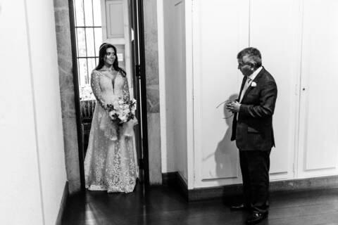 Casamento  de Tati e Pablo