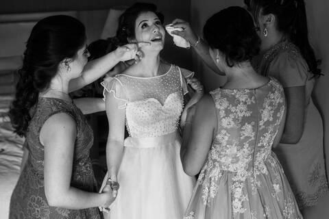 Casamento de Carolina ❤ Gibran