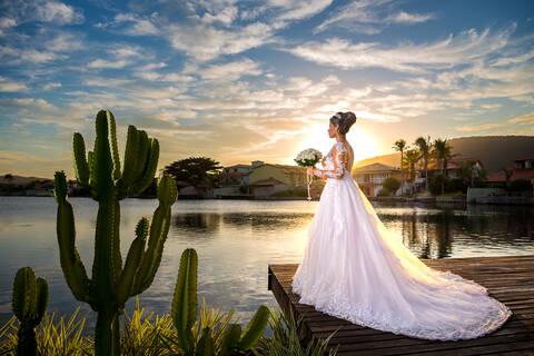 Casamento de Karla e José