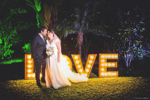 Casamento de Fernanda e Fabio