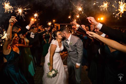 Casamento de Aline + Rodrigo