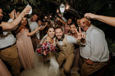 Casamento de Vanessa + Bruno