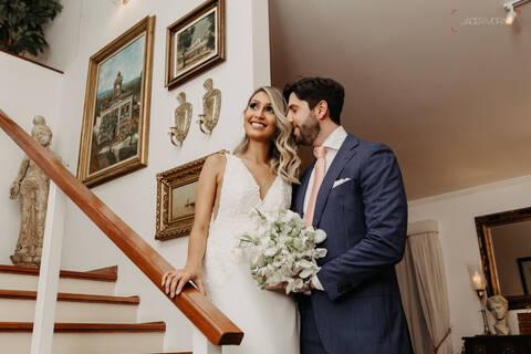 Mini Wedding de Dayanne + Renato