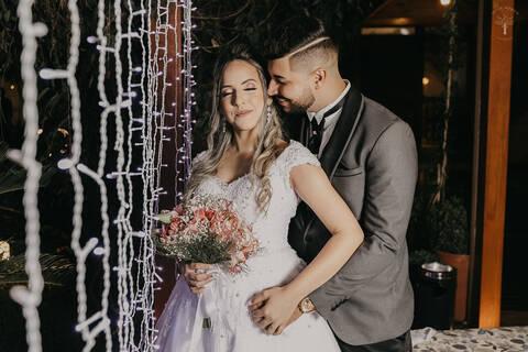 Casamento de Bruna + Gustavo