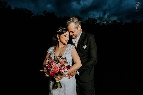 Mini Wedding  de Aline + Marcelo