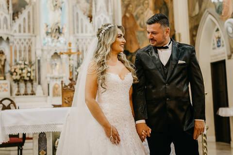 Casamento de Rosangela + Marlon