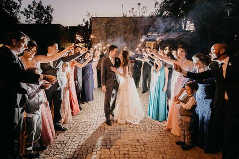 Casamento de Natacha + Marcos