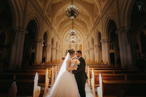 Casamento de Giuliana + Gabriel