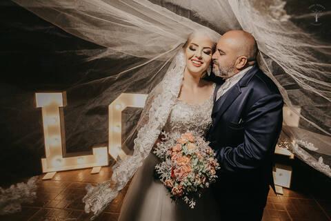 Casamento de Pamella + Josias