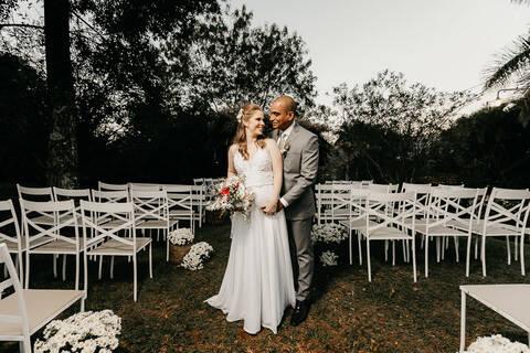 Casamento de Tatiana + Bruno