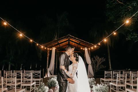 Casamento de Aline + Renan