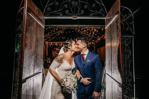 Casamento de Ursula + Paulo