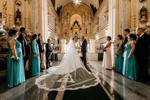 Casamento de Fernanda + Diego