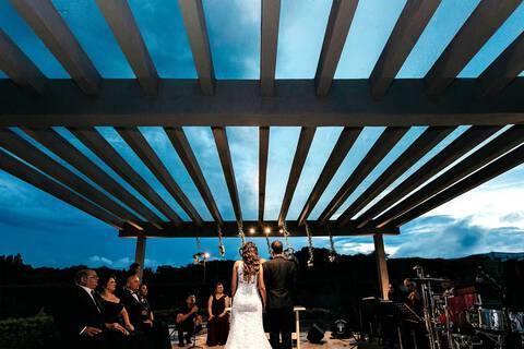 Casamento  de Silvia + Israel