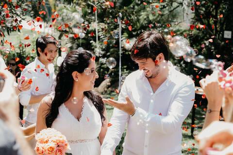Casamento de Thalita + Alexander