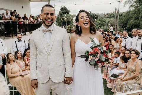 Casamento de Natália + Natan
