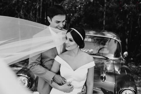 Casamento de Larah + Victor