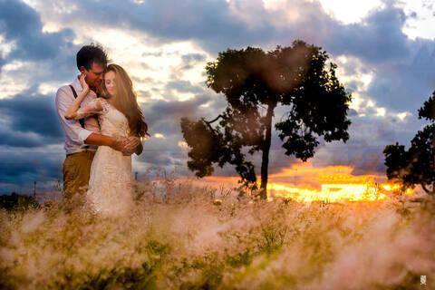 Pos Casamento de Greta e Bruno