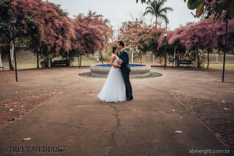 STREET WEDDING de Yasmin + Eli