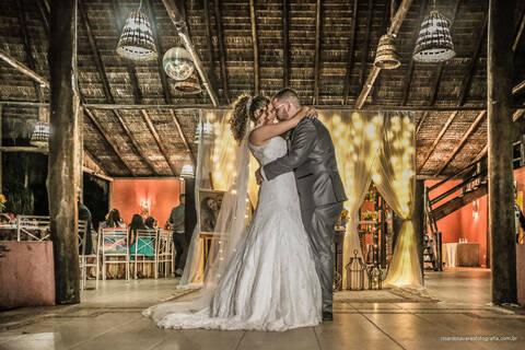 Casamento de Tágila e Fabiano