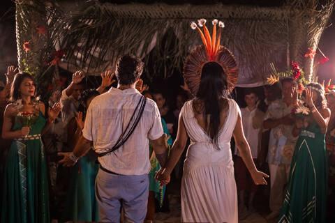 de Casamento Leila e Léo