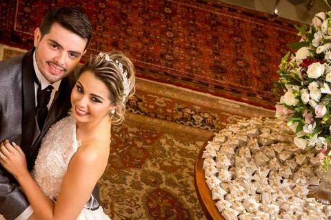 Casamentos de Juliana e João Carlos