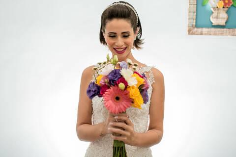 DECORAÇÃO de Q'Fita Decor? pour marier
