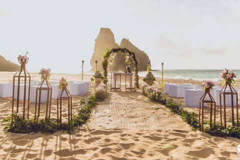 Casamento de Saiba como casar em Noronha