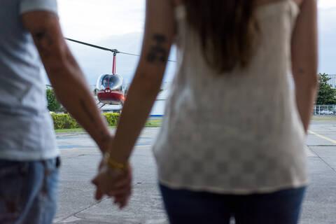 Amor de Pedido de Casamento - Edi & Rauf