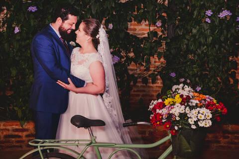 Casamento de Mariana e Ademir