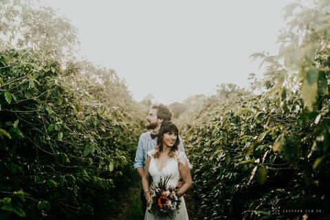 Casamento de Isa & André