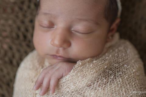 Newborn de Valentina - 15 dias