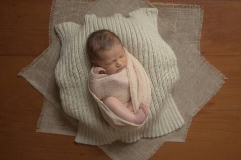 Newborn de Alice - 6 dias