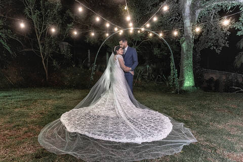 Casamento de Joyce & Isael