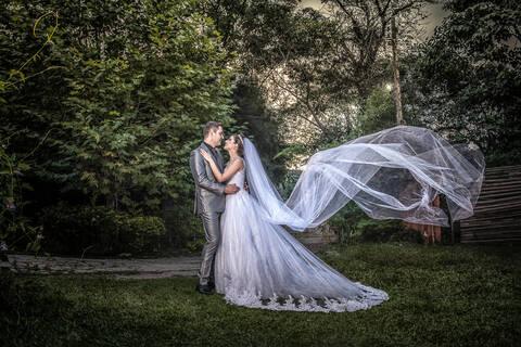 Casamento de Bruna e Maurício