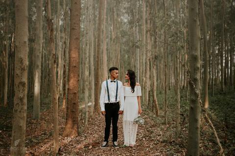 Pre Wedding de Flavia e João
