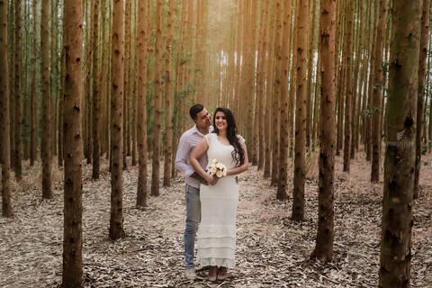 Pre Wedding de Mariane + Henrique