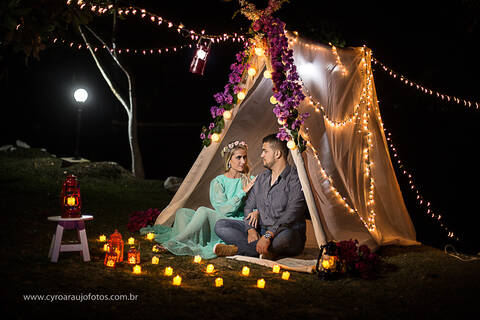 Pré-Wedding de Daniele & Caio