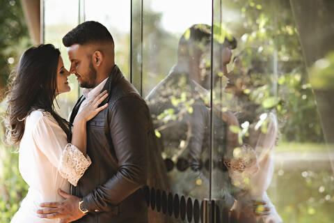 Pré Wedding  de Sessão de fotos romântica